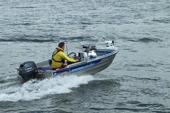 Linder Sportsman 445 Catch