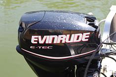 Evinrude E-Tec 25 hv