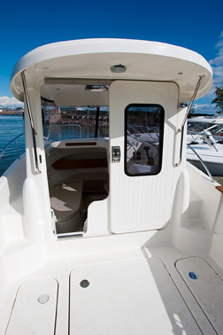 Quicksilver Weekend 640 Pilothouse