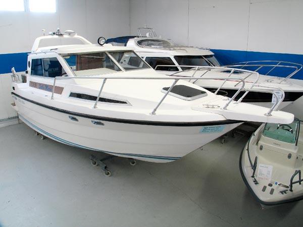 SeaStar 8000 Cruiser